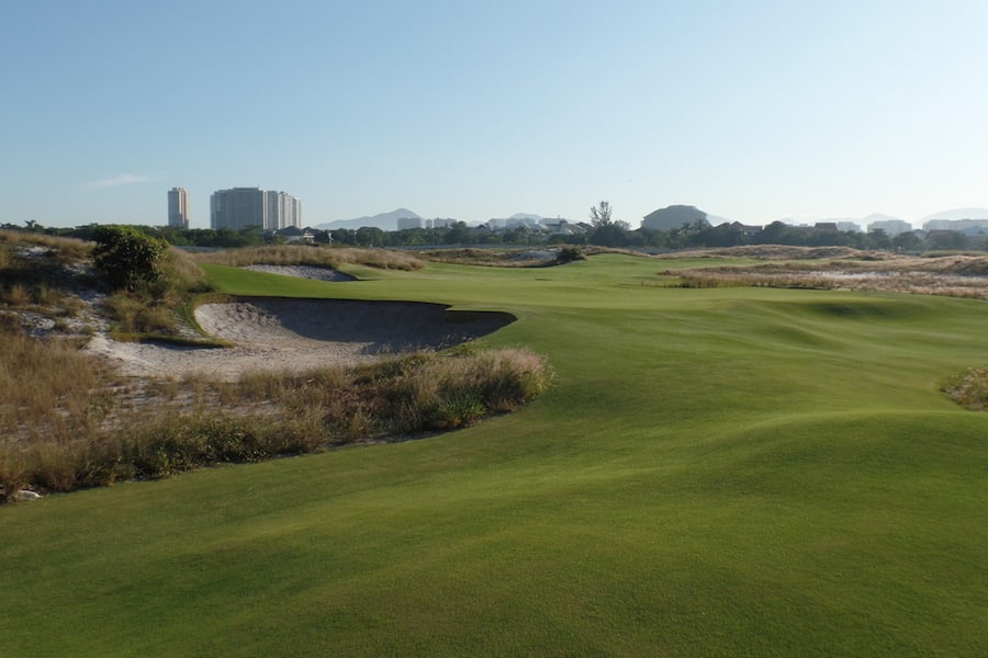 Olympic Golf Course Turf