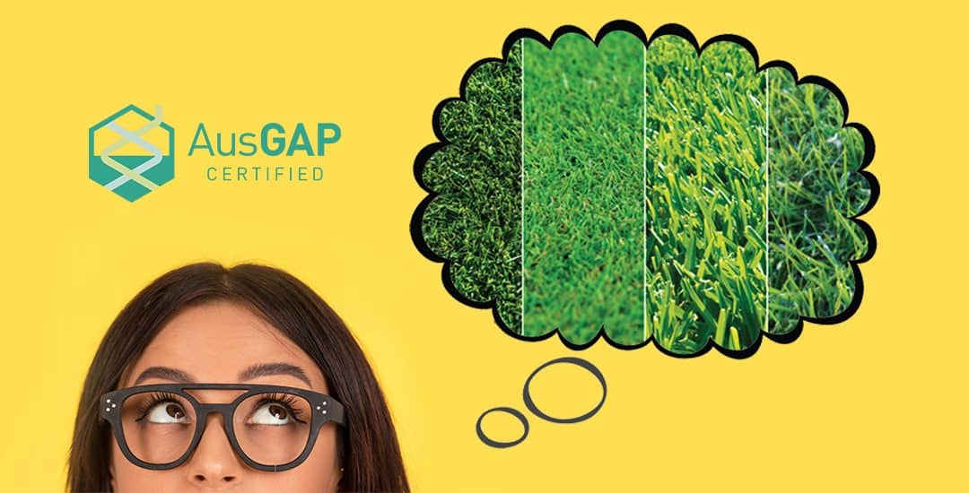 How to determine the right AusGAP Certified turf for your project